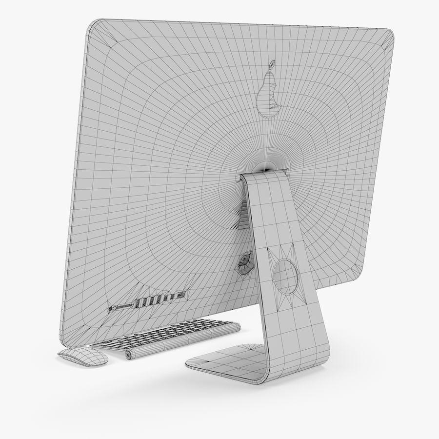 デスクトップコンピューター royalty-free 3d model - Preview no. 8