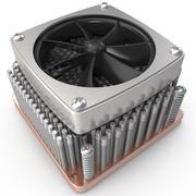 Soğutucu Fanı 3d model