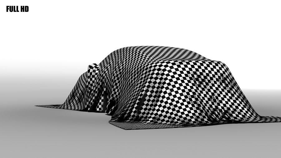 盖车轿车 royalty-free 3d model - Preview no. 6