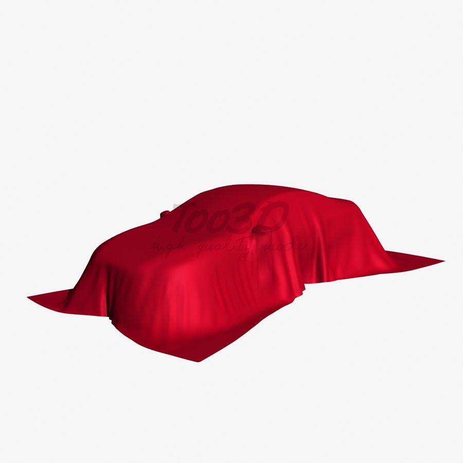 盖车轿车 royalty-free 3d model - Preview no. 2