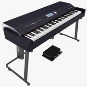 Piano 3 3d model