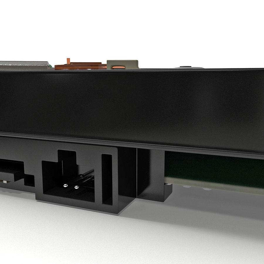Intern hårddisk royalty-free 3d model - Preview no. 17