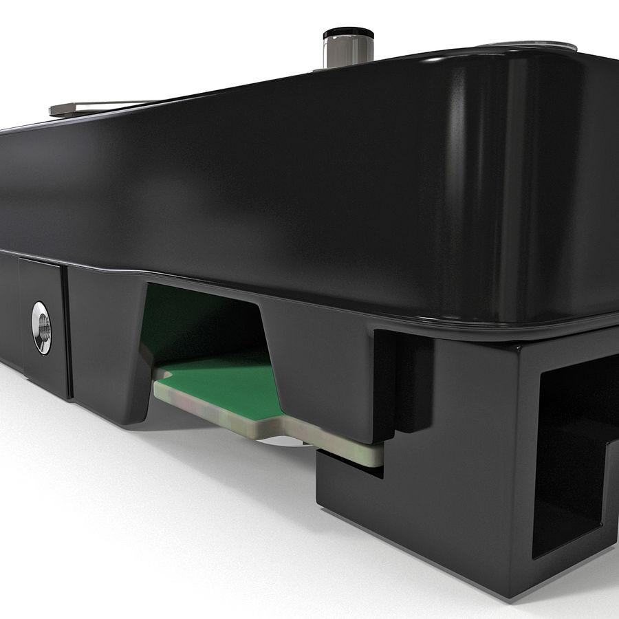 Intern hårddisk royalty-free 3d model - Preview no. 16