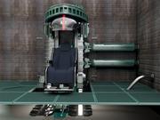 Chair Laboratory Scifi 3d model