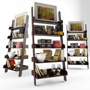 Decorative set 3d model