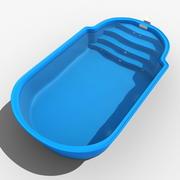 Lipno 3d model