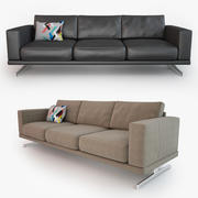 BoConcept Carlton Sofa 3d model