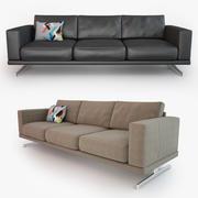 BoConcept Carlton Sofa modelo 3d
