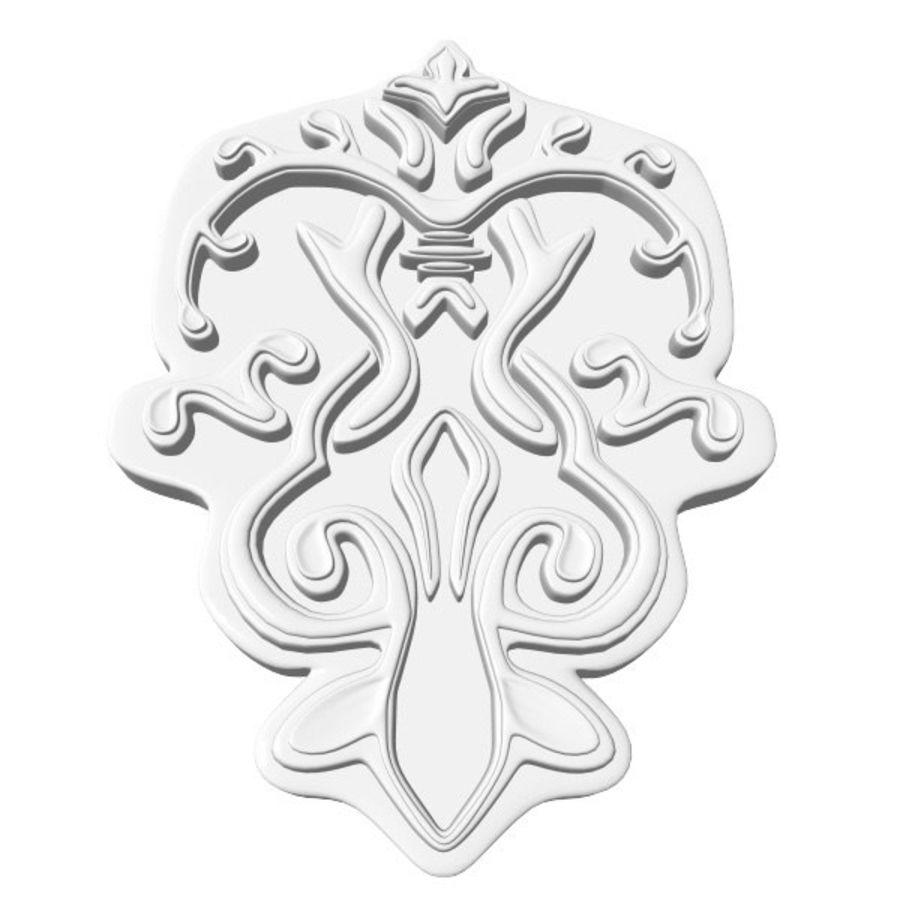 Arkitektoniska element royalty-free 3d model - Preview no. 3