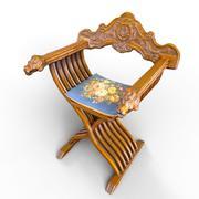 Aslan Sandalyesi 3d model