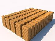 TURBOSPAIN GOLD modelo 3d