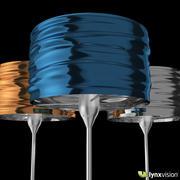 Aqua Cil Terra Floor Lamp - Artemide 3d model