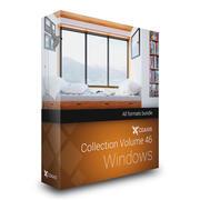 CGAxis Models Volume 46 Windows 3d model