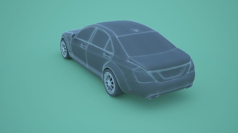 Car royalty-free 3d model - Preview no. 3