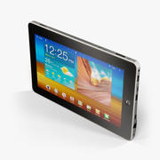 Oysters T10 tablet 3d model