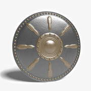 Gladiator Shield 3d model
