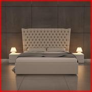 zestaw sypialni 03 3d model