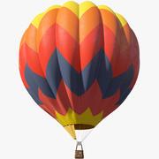 Heißluftballon 3d model