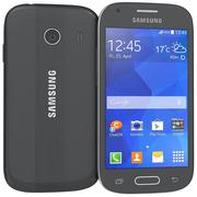 Samsung Galaxy Ace Style Black 3d model