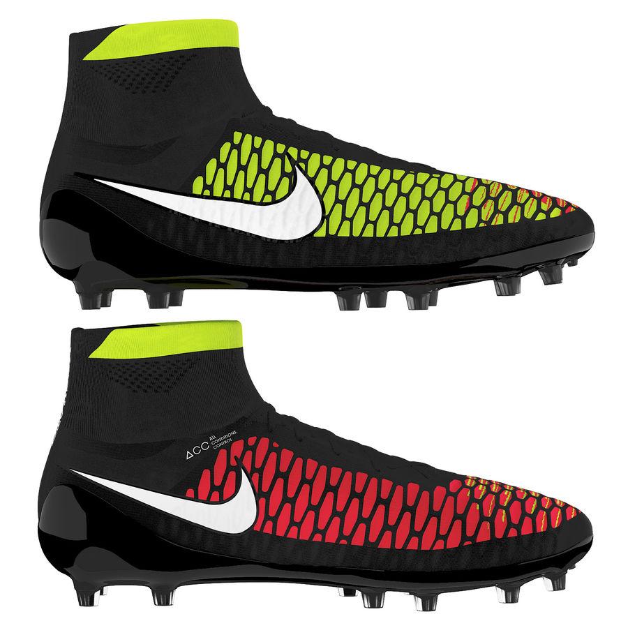 Nike Magista Football Boots 3D Model $49 - .max .obj .fbx .3ds - Free3D