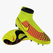 Nike Magista Football Boots 3d model