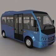 Карсан Джест Микроавтобус 3d model