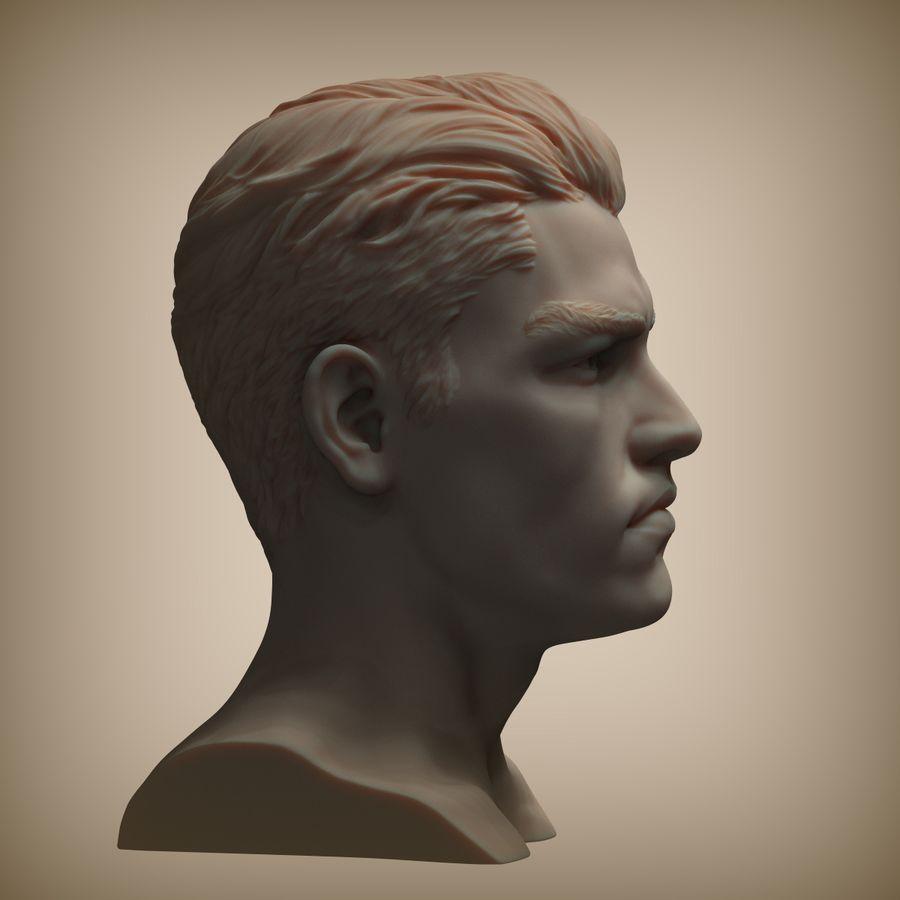 Tyson Ballou royalty-free 3d model - Preview no. 6