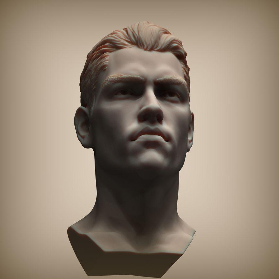 Tyson Ballou royalty-free 3d model - Preview no. 2