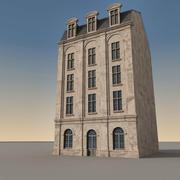 European Building 147 3d model