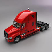 Freightliner 2009 Truck 3d model
