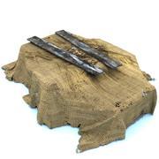 cover sack 3d model