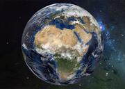 Фотореалистичная Земля 3d model