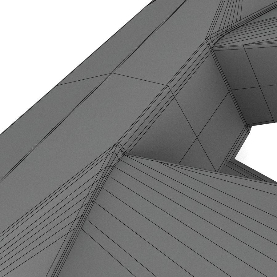 ancre de bateau royalty-free 3d model - Preview no. 11
