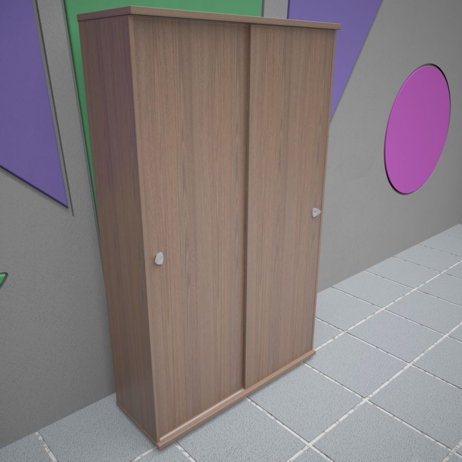 Office 65 royalty-free 3d model - Preview no. 11