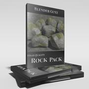 Rock Pack 3d model
