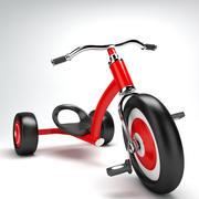 Children Cycle 3d model