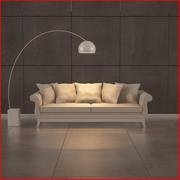 soffa 03 3d model