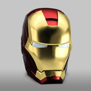 Hełm Iron Mana 3d model