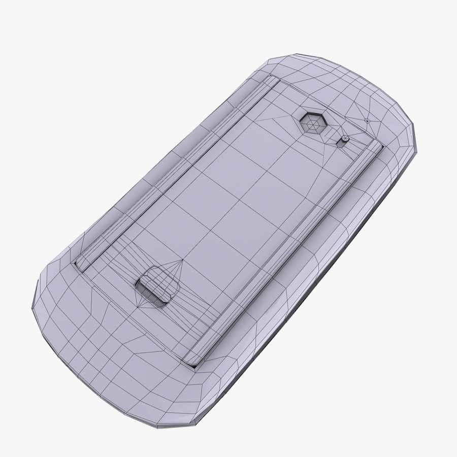 Mac Keyboard Mouse royalty-free 3d model - Preview no. 20