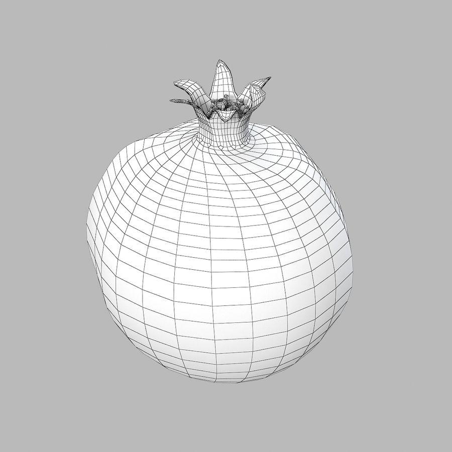 Grenade royalty-free 3d model - Preview no. 4