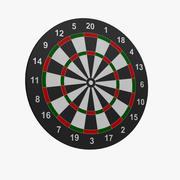 Dart Target 3d model