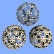 Geometric Shape MHT-03 3d model