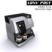 便携式咖啡机 3d model