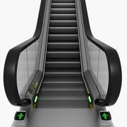 自动扶梯 3d model