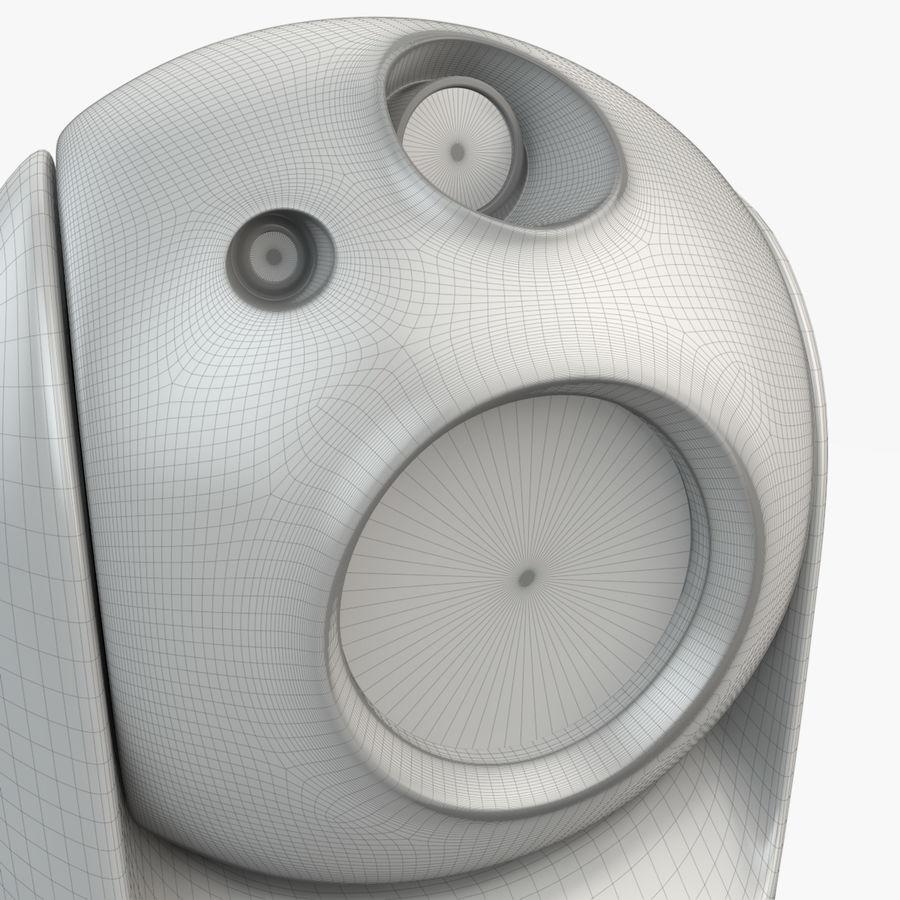 Caméra de surveillance 360 degrés royalty-free 3d model - Preview no. 18