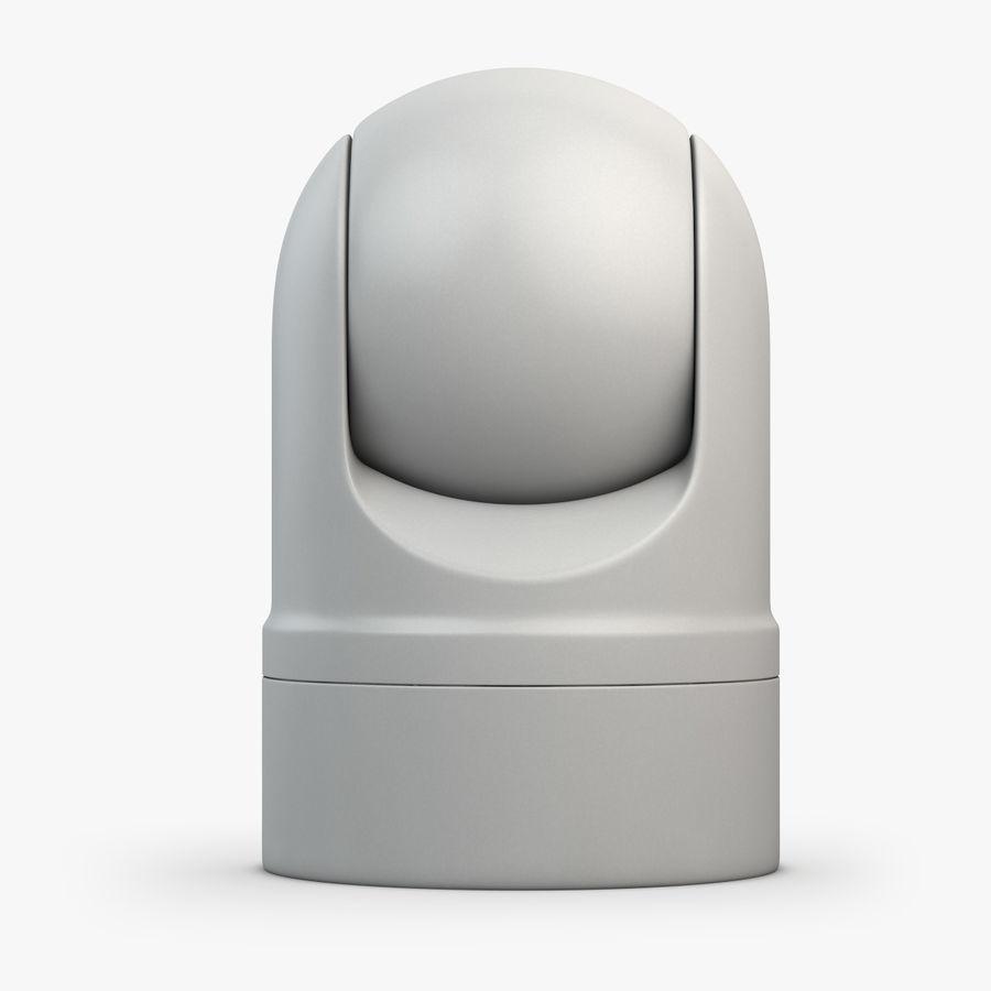 Caméra de surveillance 360 degrés royalty-free 3d model - Preview no. 6