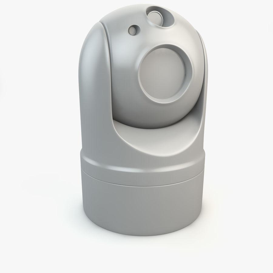 Caméra de surveillance 360 degrés royalty-free 3d model - Preview no. 9