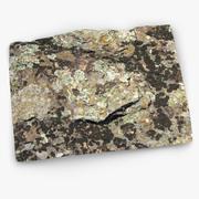 苔藓岩1 3d model
