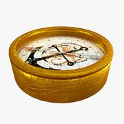 Golden Compass 3d model