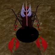 Mutant Genetiği Değiştirilmiş Karınca Arma 3d model